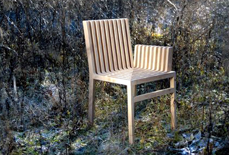 Neo Noe – Eco Design Chair by Philippe Riehling