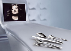 WMF Zaha - the Vision of Cutlery by Zaha Hadid