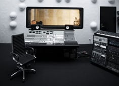 Delta Lab - First Designer Recording Studio by Thomas Troelsen