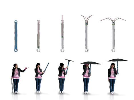 Sprout umbrella by matthew swinton yanko design for Architecture upbrella