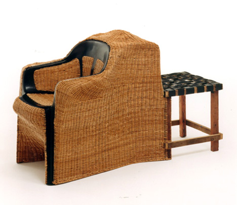 TransPlastic Furniture by Fernando & Humberto Campana