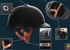 MIPS Helmet - Protects 40% Better by Syntes Studio