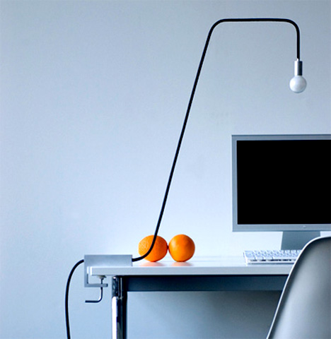 8am Office Task Lamp by Joseph Graceffa & Dario Buzzini