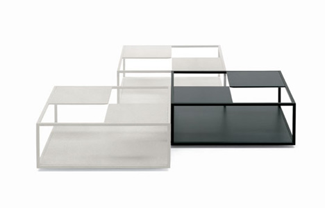 Tetris Furniture by Nendo