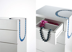 Jewellery Drawer by Malin Lundmark