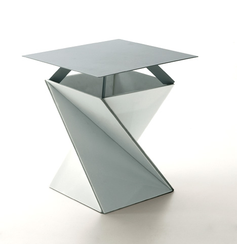 Kada – Multifunctional Table/Seat by Yves Behar