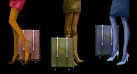 Luggage For The Style Conscious