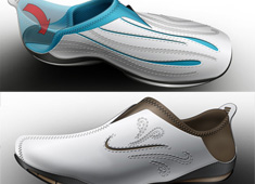 Rivela - Shoe You Can Peel by David Sheridan