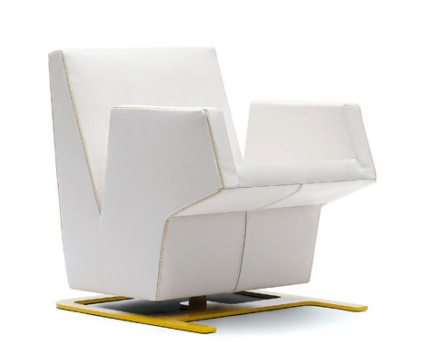 Durlet Spin Armchair by Alfredo Haberli
