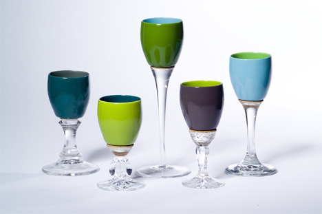Snap Cups by Angela Schwab