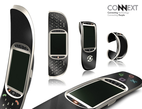 Connext – All-in-one Device by James Zhang
