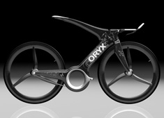 Oryx, The Bike From The Future