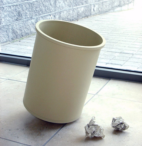 Shoot It Into This Waste Basket