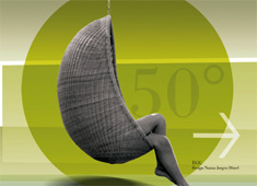Egg Chair Celebrates The 50th Anniversary