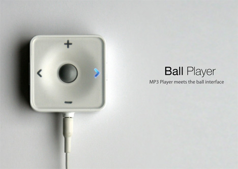 Trackball Player