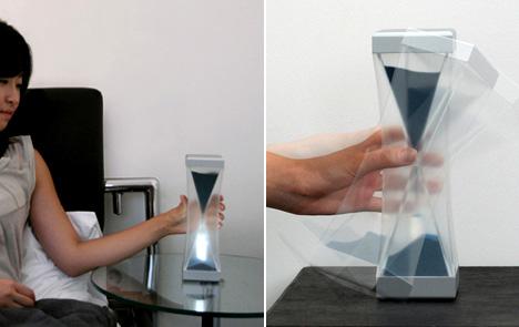 An Hourglass Worth Of Light