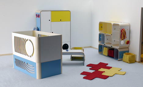 Furniture That Grows With Your Child