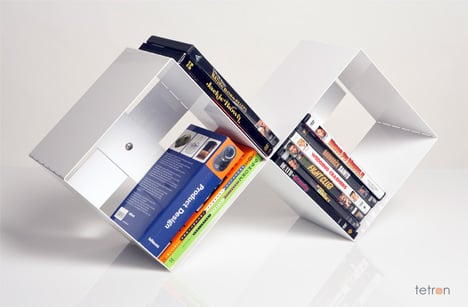 Tetron – Modular Storage Shelf