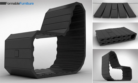 Formable Furniture