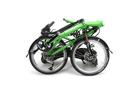 Grasshopper The Folding Recumbent Bike Yanko Design