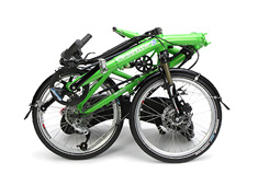 GrassHopper The Folding Recumbent Bike