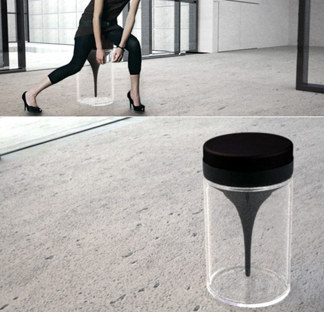 Stiletto Stool