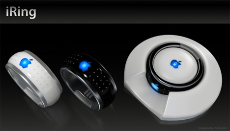 iRing Controls Your iPod