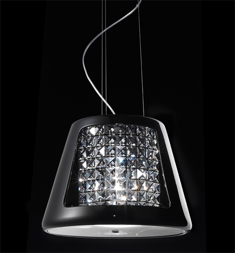 Lumique The Crystal Lampshade