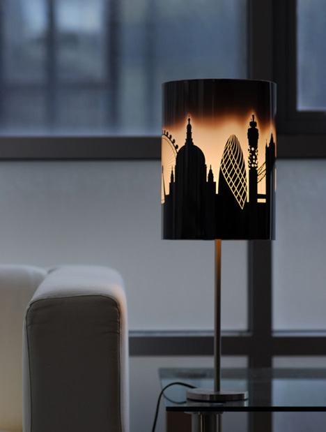 Solarise Lampshade by Pu Tai