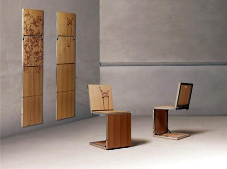 Wall Art Chair