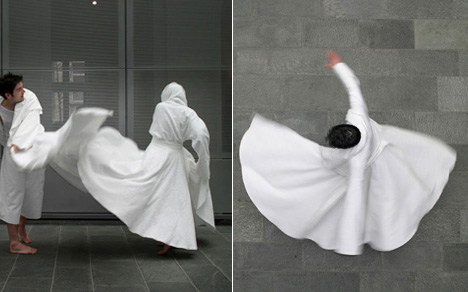 Matrix Bathrobe
