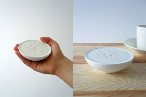 Ceramic Remote Control