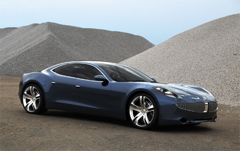 Fisker Means Eco-Chic