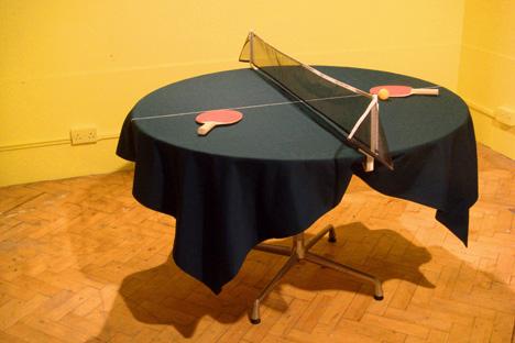Ping Pong em qualquer mesa