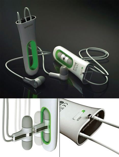 Keeping Earphones Tidy