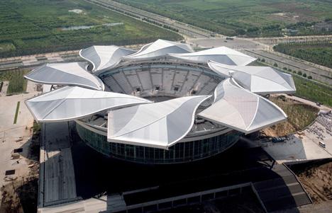 Modern Stadium Design