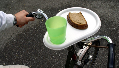 Never Miss Breakfast with Bikefast