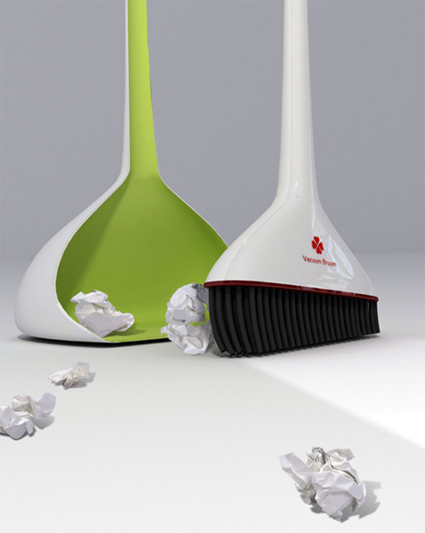 A Sucky Broom » Yanko Design