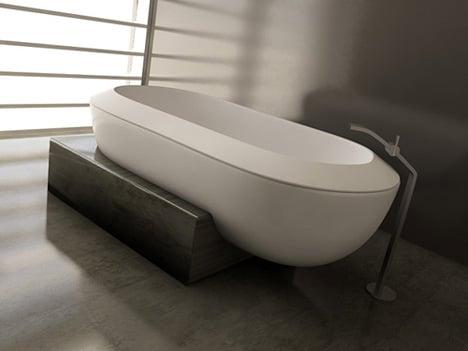 Plinth Bath
