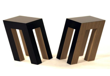 Stools Mess With Your Perception