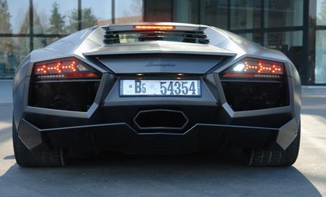 The Lamborghini Reventon Yanko Design