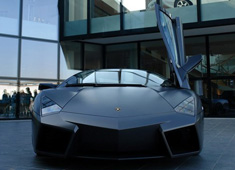 The Lamborghini Reventón