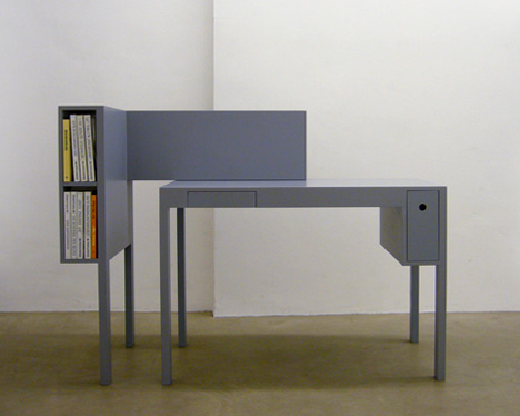 A Desk/Shelf Variable