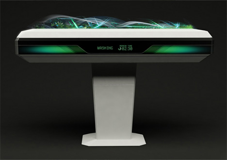 Kitchen Of The Future, Aion