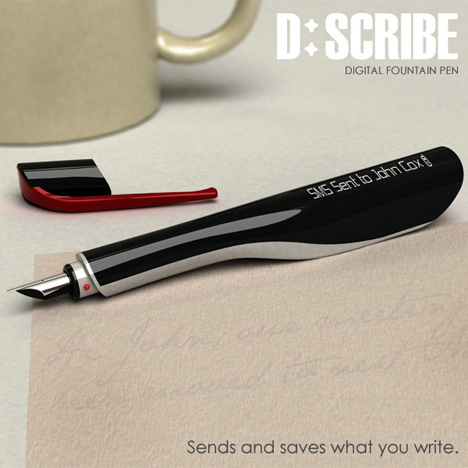 SMS And Email Pen
