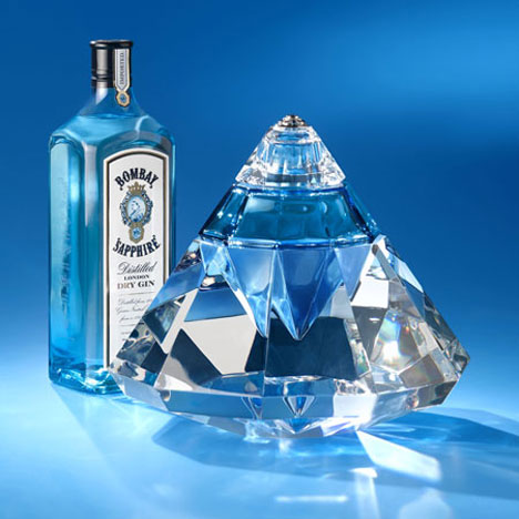 Conspicuous Consumption on the rocks…with a twist