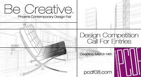 Be Creative. Interior Design Competition