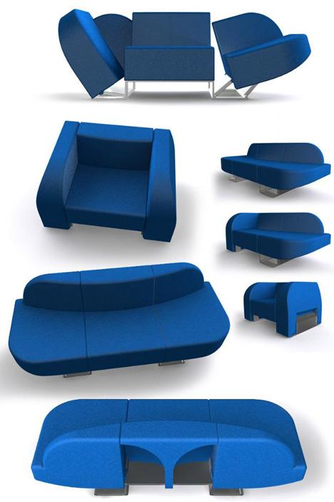 Transformer Chair; More Than Meets The Eye…