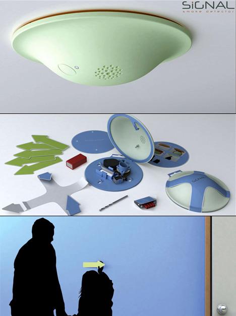 SIGNAL Smoke Detector
