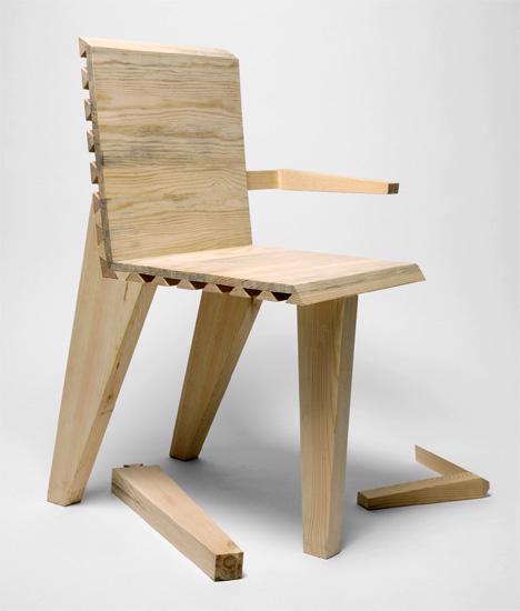 Tree Wood Teeth And All Yanko Design